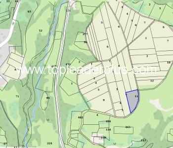 Продажба на лозе от 3,998 дка в землището на с. Виногради, общ. Сандански