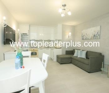 Апартамент за нощувки в нова сграда в слънчевия СПА курорт Сандански