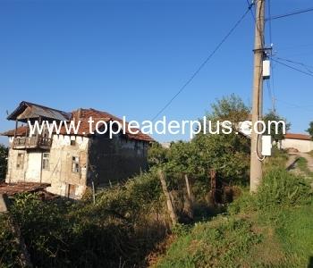 Продажба на къща с два парцела сред красива природа и чист въздух