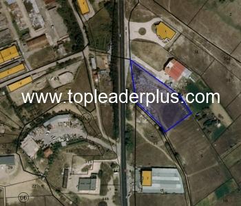Продава се нива на главен път в гр. Сандански