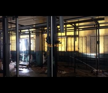 Производствено помещение под наем в промишлената зона на град Благоевград
