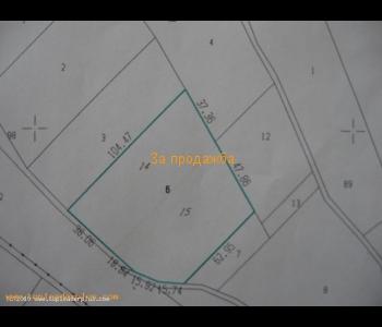 Атрактивен имот с лице на Е-79 от около 60м
