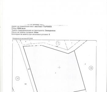 Продажба на две земеделски земи в землището на село Тополница, общ. Петрич