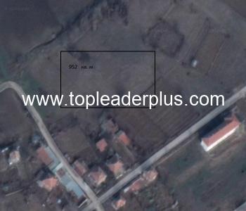 Продажба на УПИ с обща квадратура  952 кв.м. в село на 15 км. от гр. Сандански