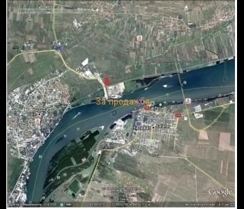 Продажба на имот с площ от 13000 кв.м на 1,5 кв.м. от Дунав мост2, гр. Видин